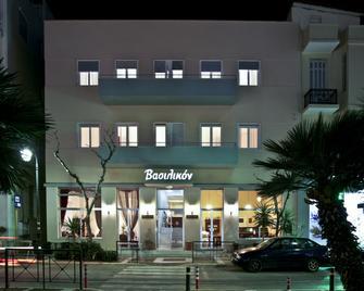 Vassilikon Hotel - Loutraki - Building
