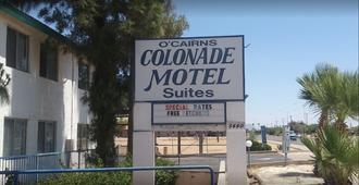 Colonade Motel - Μέσα - Θέα στην ύπαιθρο