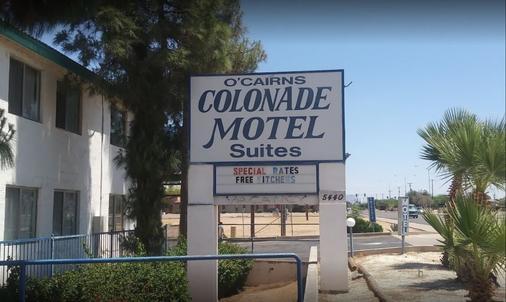 Colonade Motel - Mesa - Outdoors view