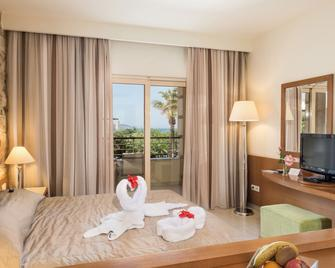 Cretan Dream Royal Luxury Suites - Stalos - Κρεβατοκάμαρα