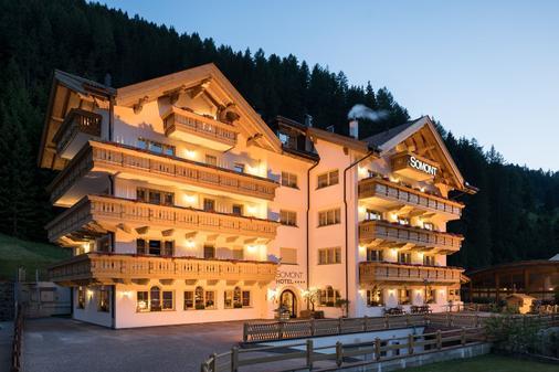 Hotel Somont - Selva di Val Gardena - Building