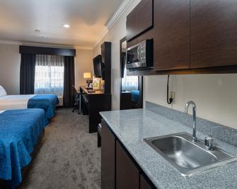 Holiday Inn Express & Suites Santa Clara - Santa Clara - Bedroom