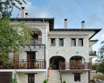 Mikri Arktos - Elati - Building