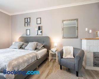 Lu Apartments - Oświęcim - Bedroom