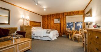 Kandahar Lodge at Whitefish Mountain Resort - Whitefish - Schlafzimmer