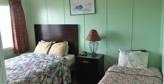 Money Saver Motel - Newport - Bedroom