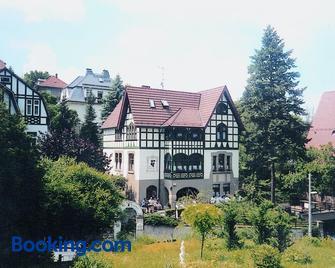 Pension Zum Burschen - Eisenach - Building