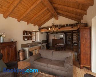 Magica Vercio - Mergozzo - Living room