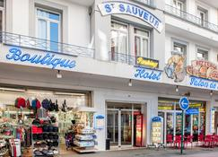 Hotel Saint Sauveur - Lourdes - Edificio