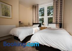 Albert Hotel Disley - Stockport - Bedroom