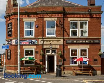 Albert Hotel Disley - Stockport - Edificio