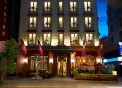 Hotel Eclat Taipei - Taipéi - Edificio
