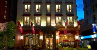 Hotel Eclat Taipei - Taipei - Building