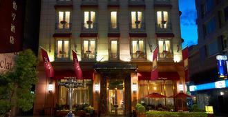 Hotel Eclat Taipei - Тайбэй - Здание