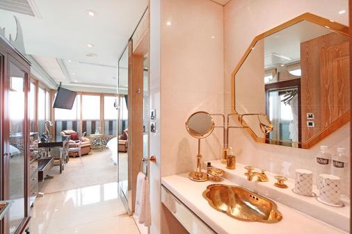 Hotel Eclat Taipei - Taipei - Bathroom