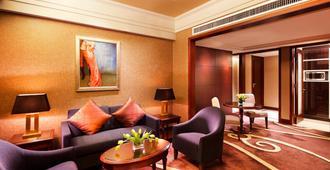 Sheraton Shenzhen Futian Hotel - שנג'ן - טרקלין