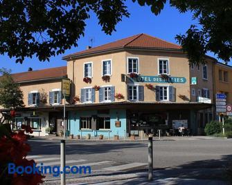 Hôtel Des Alliés - Pont-d'Ain - Building