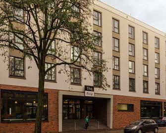 the niu Mood - Mohuč - Building