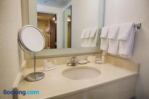 SpringHill Suites by Marriott Seattle Downtown/South Lake Union - Seattle - Bathroom