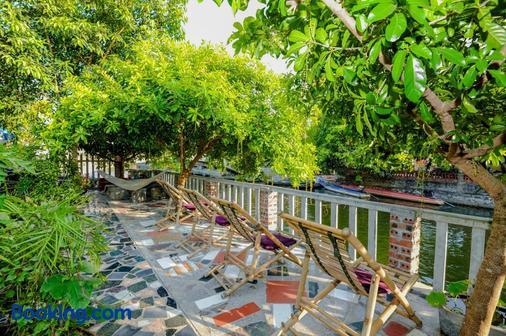 Tam Coc River View Homestay - Ninh Bình - Balcony