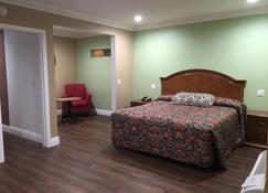 American Inn & Suites Lax - Inglewood - Makuuhuone