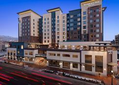 Residence Inn by Marriott Boise Downtown/City Center - Boise - Edifício