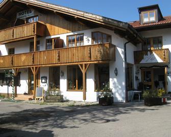 Alpenhotel Allgäu - Швангау - Building