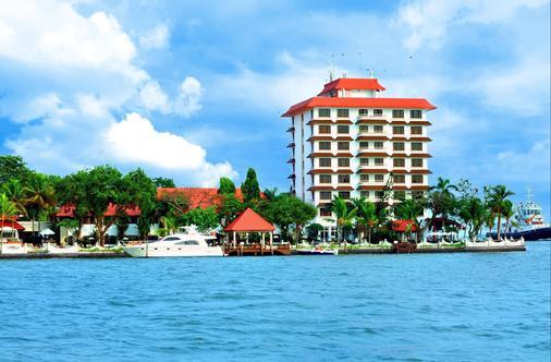 Taj Malabar Resort & Spa, Cochin. - Kochi - Κτίριο