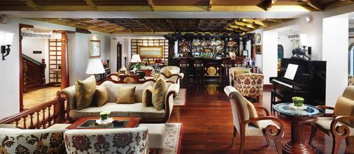 Taj Malabar Resort & Spa, Cochin. - Kochi - Bar