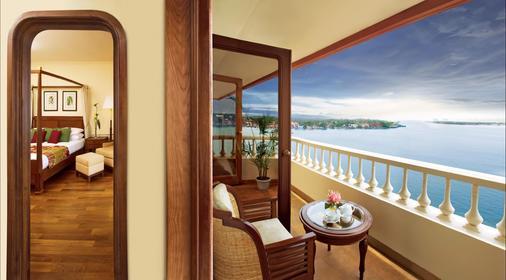 Taj Malabar Resort & Spa, Cochin. - Kochi - Μπαλκόνι