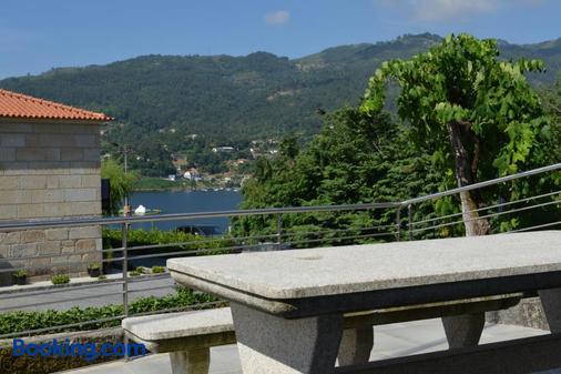 AL Vivenda Romantica Geres - Geres - Balcony