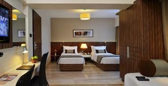 Residency Sarovar Portico - Mumbai - Bedroom