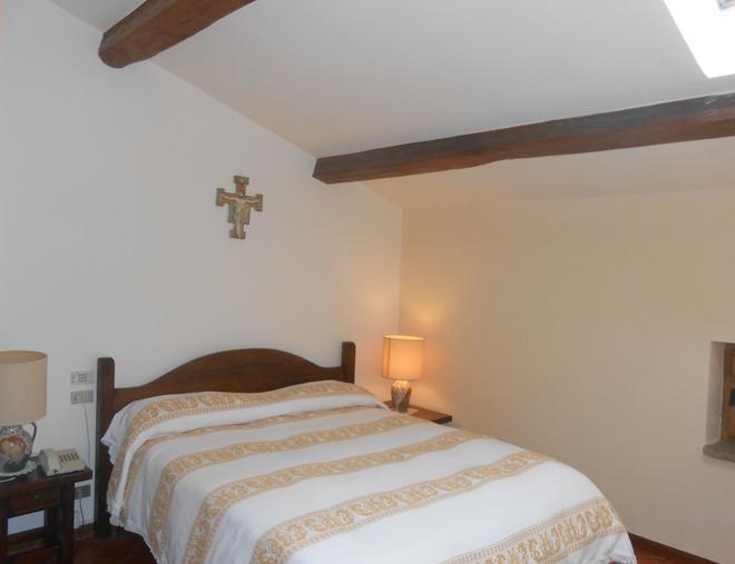 斯佩達利喬酒店 - 巴斯蒂亞布雷 - 阿西斯 - 臥室