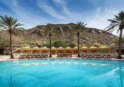 The Canyon Suites at The Phoenician, a Luxury Collection Resort, Scottsdale - Scottsdale - Uima-allas