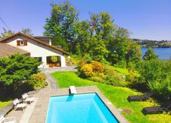 Lake Villa Lotus - Lucerna - Piscina