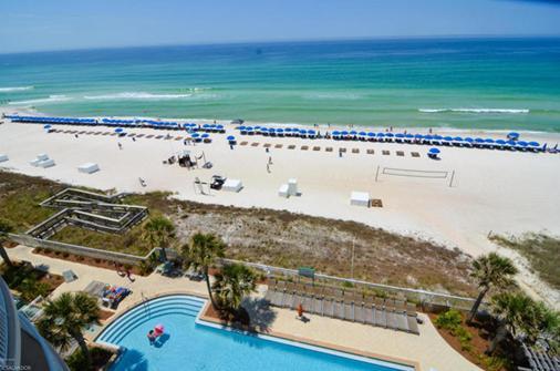 Panama City Beach Hotels >> Aqua Beach Resort By Panhandle Getaways 198 4 3 2