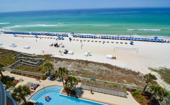 Panama City Beach Hotels >> Aqua Beach Resort By Panhandle Getaways 198 4 3 2