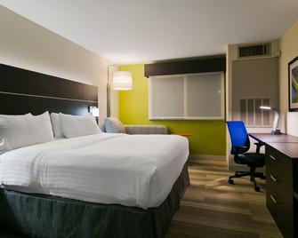 Holiday Inn Express & Suites Burlington - Burlington - Bedroom