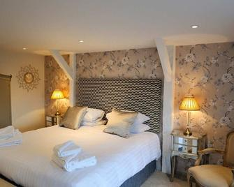 The Crescent Turner Hotel - Whitstable - Schlafzimmer