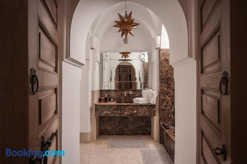 Riad Jaaneman - Marrakesh - Bathroom