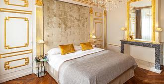 Hotel Le Place D Armes - Luxembourg - Chambre