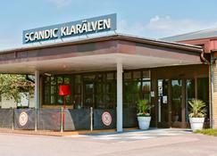 Scandic Klarälven - Karlstad - Rakennus