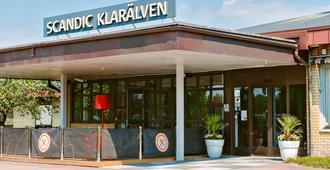 Scandic Klarälven - Кaрлcтaд - Здание