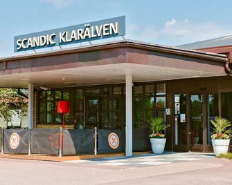 Scandic Klarälven - Karlstad - Building