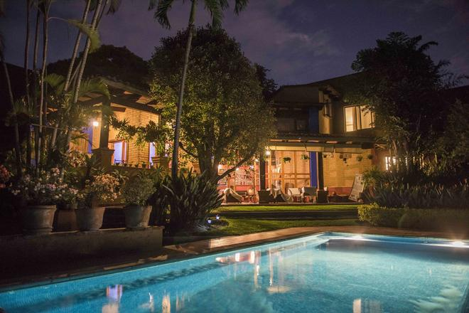Orchidelirium Casa Hotel & Salud Estetica - Cuernavaca - Pool