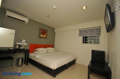 M Design Hotel - Kuala Lumpur - Phòng ngủ