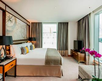 Intercontinental London - The O2 - Londýn - Bedroom