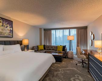 The Westin Oaks Houston at the Galleria - Houston - Camera da letto