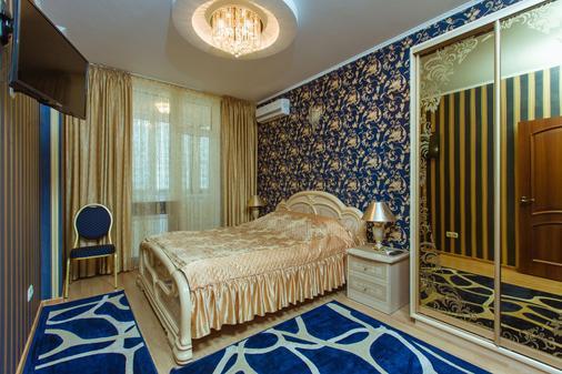 Nadobu Hotel Poznyaki - Kiova - Makuuhuone