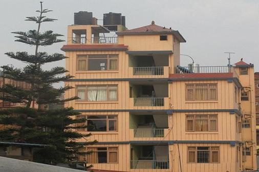 阿賈曼酒店 - 加德滿都 - 建築